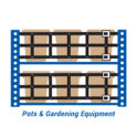 Restraining Pots and Gardening Equipment