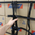 Warehouse Rack Net Sliding
